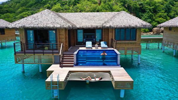 Blog: Chairman Overwater Bungalows at Royalton Antigua Resort & Spa image