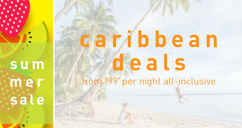 Tampa Caribbean Vacation Deals