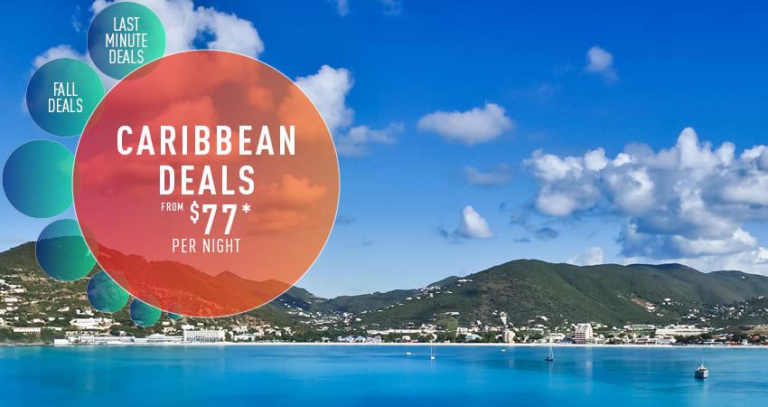 San Diego Caribbean Vacation Deals