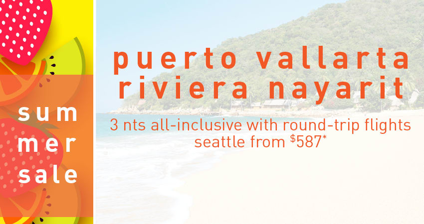 Seattle to Puerto Vallarta Deals