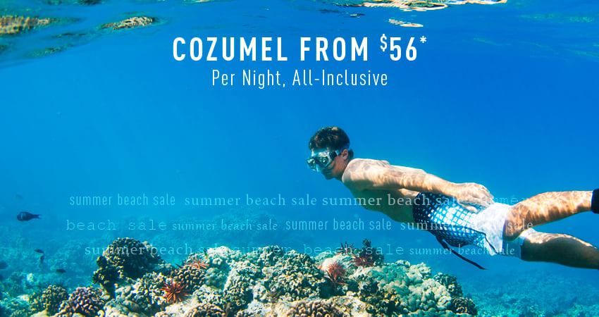 Ft. Lauderdale to Cozumel Deals