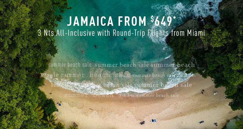 Miami to Jamaica Deals