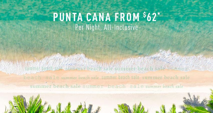 Richmond to Punta Cana Deals