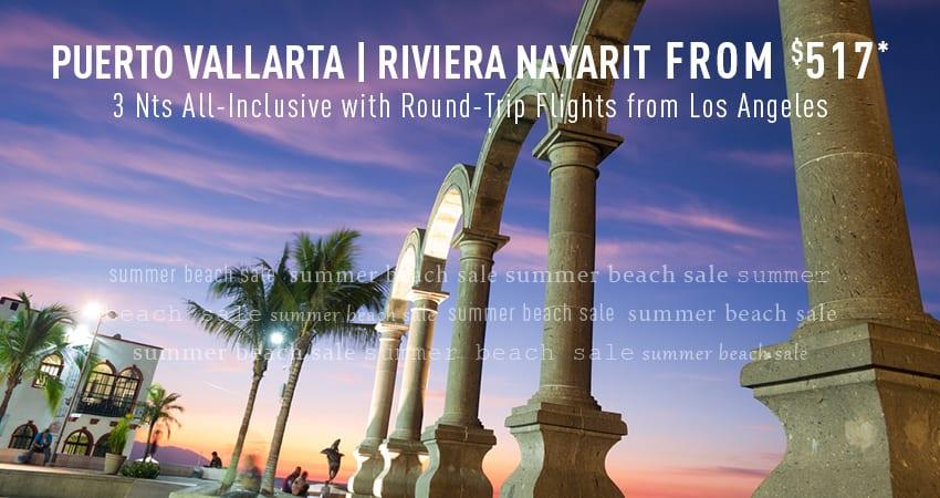 Los Angeles to Puerto Vallarta Deals