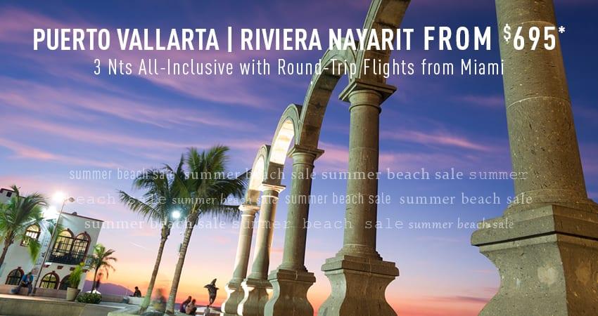 Miami to Puerto Vallarta Deals