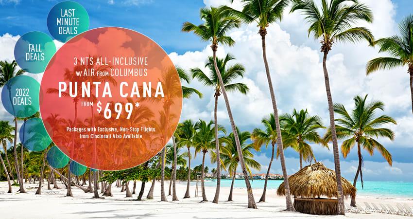 Columbus to Punta Cana Deals