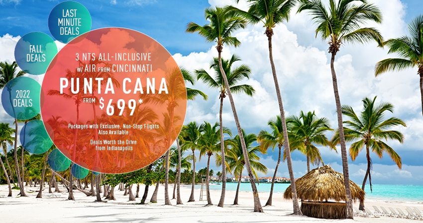 Indianapolis to Punta Cana Deals