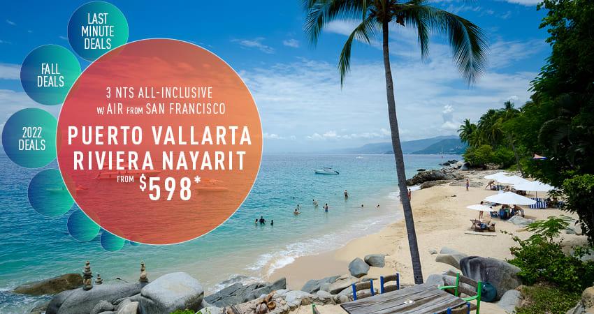 San Francisco to Puerto Vallarta Deals