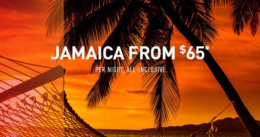 San Francisco to Jamaica Deals