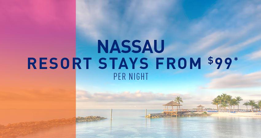 Boston to Nassau Deals