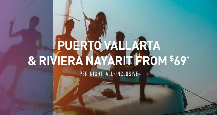 Boston to Puerto Vallarta Deals