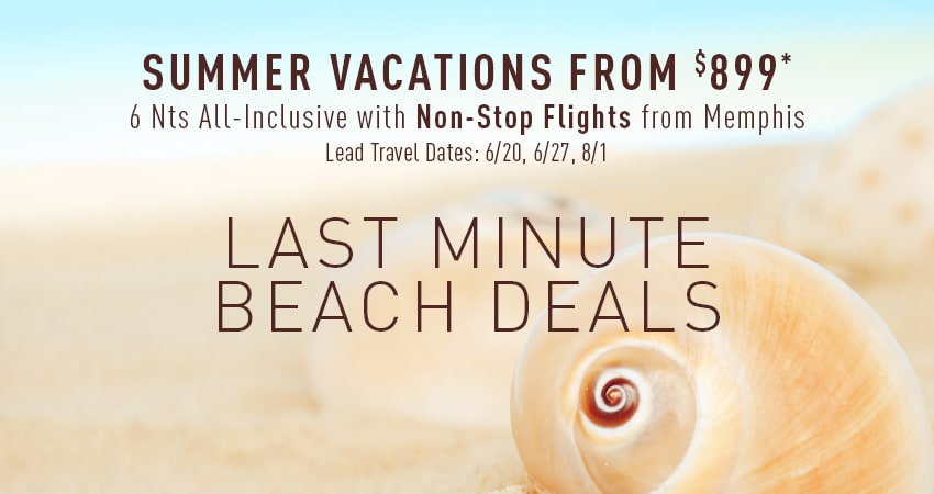 Memphis Early Booking Deals