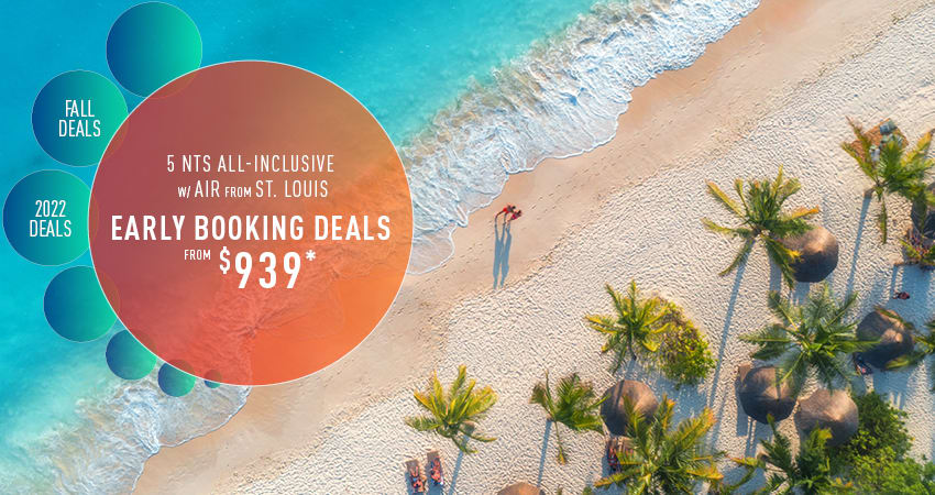 St. Louis Early Booking Deals
