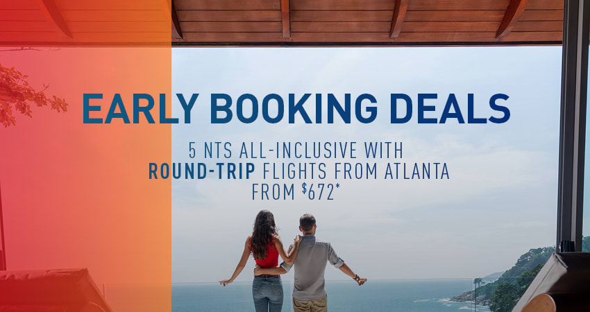 Atlanta Early Booking Deals