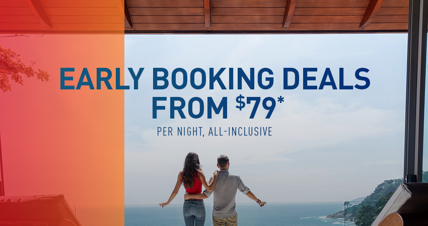 Richmond Early Booking Deals