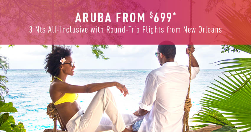 New Orleans Caribbean Vacation Deals