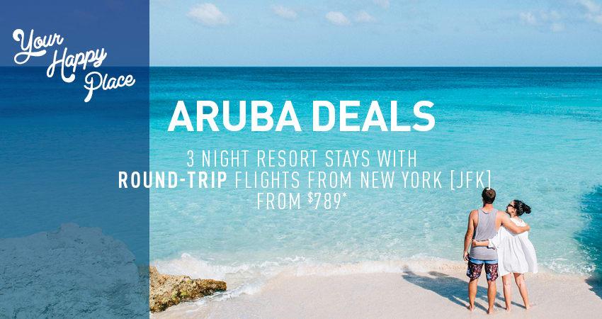New York City Caribbean Vacation Deals