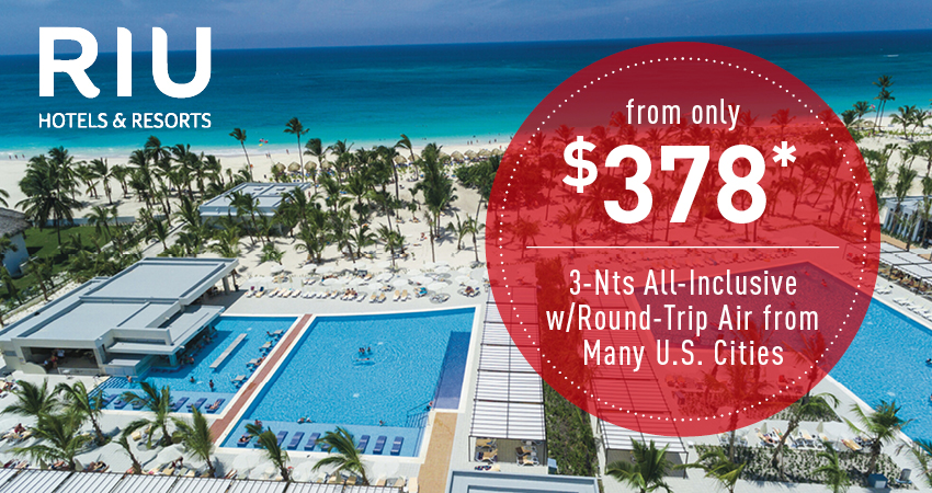 Special Deals on Vacation Packages