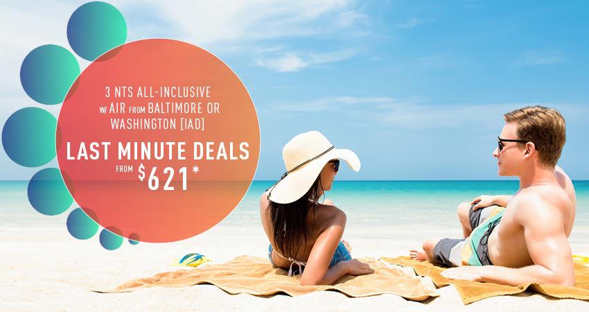 Baltimore Last Minute Deals