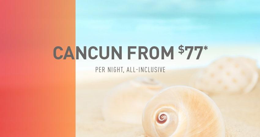 San Francisco to Cancun Deals