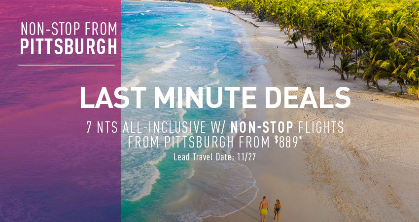 Pittsburgh Last Minute Deals