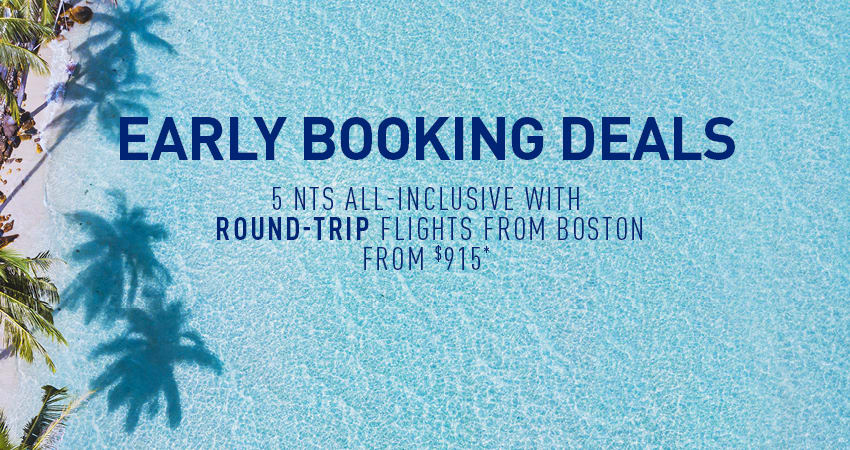 Boston Early Booking Deals