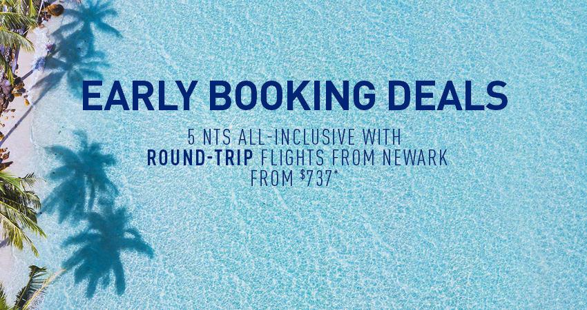Newark Early Booking Deals