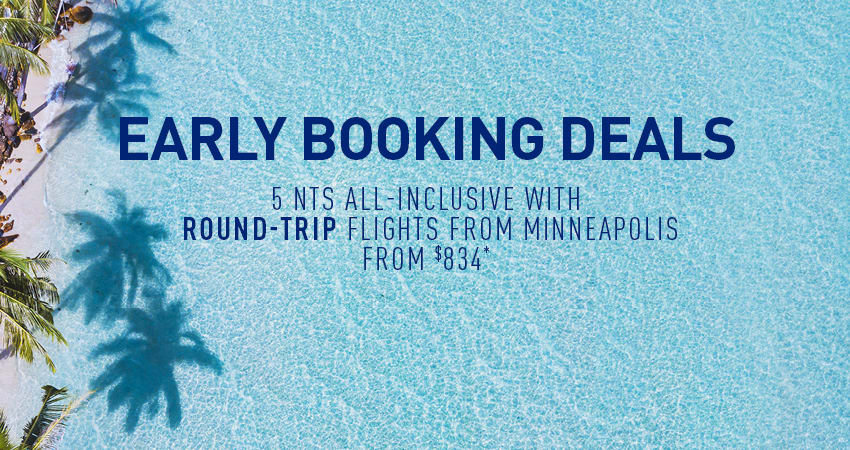 Minneapolis Early Booking Deals