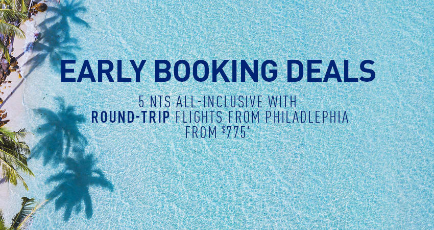 Philadelphia Early Booking Deals