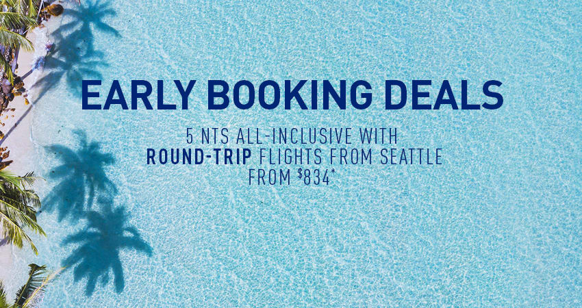 Seattle Early Booking Deals