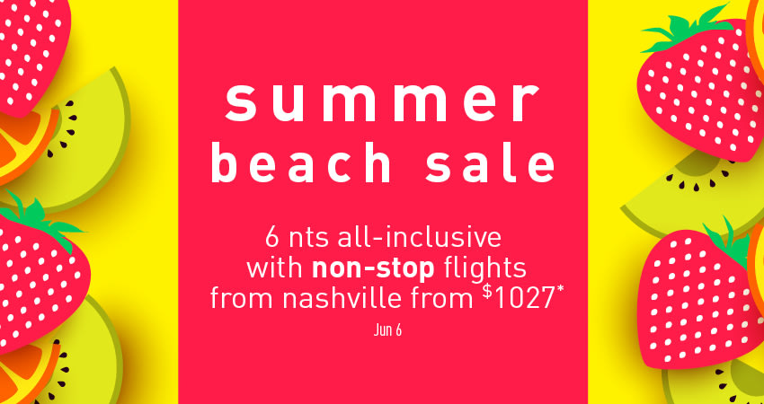 Nashville Early Booking Deals