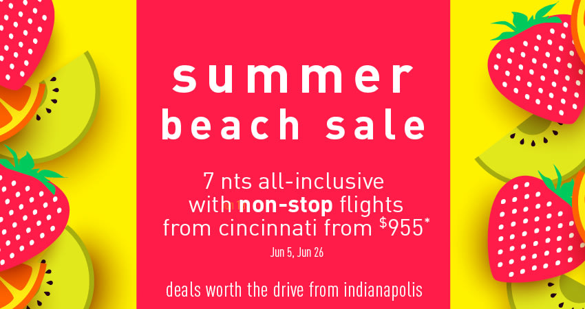 Indianapolis Early Booking Deals